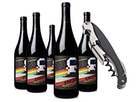 Woot Cellars Bonus Level (5) with Corkscrew