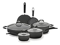 Arte Collection 10-Piece Cookware Set
