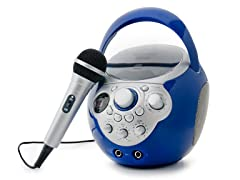 Memorex Portable Karaoke Machine