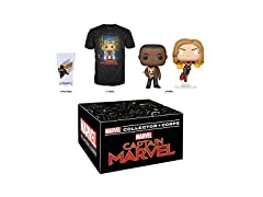 Funko Marvel: Captain Marvel Box