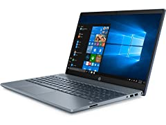 "HP 15.6"" FHD AMD Ryzen 5 Quad-Core Notebook"