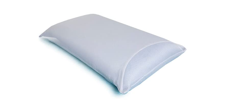 Gel Memory Foam Classic Pillow W Vented Cover