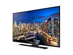 "Samsung 55"" 4K Ultra HD LED Smart TV"