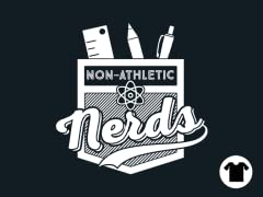 Non-Athletic Nerd