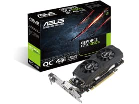 ASUS GeForce 1050Ti OC 4GB Graphics Card