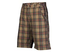 Dakota Grizzly Mens Wayne Shorts, Pebble