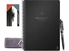 Rocketbook Fusion Bundle With Pen Station