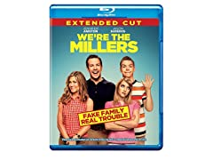 We're the Millers [Blu-ray]