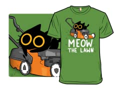 Meow the Lawn