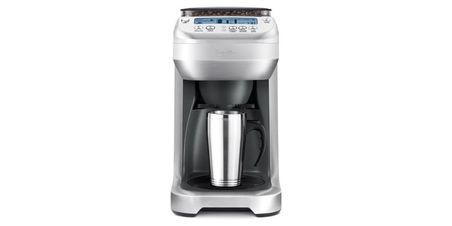 breville drip coffee machine