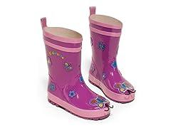 Butterfly Rain boot (7-10)