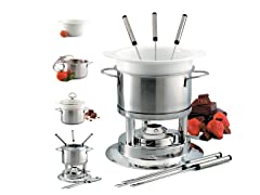 Chantal Five-In-One Fondue Set