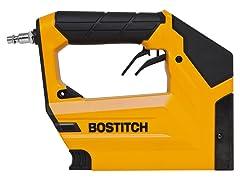 BOSTITCH Heavy Duty Crown Stapler, 3/8-Inch