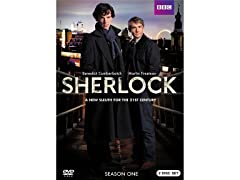 Sherlock: Season 1 DVD Box Set