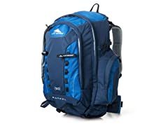 High Sierra 50L Rappel Pack - Navy
