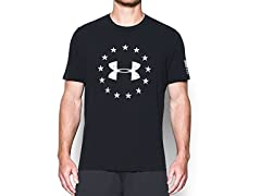 UA Men's Freedom Logo T-Shirt