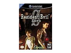 Capcom Resident Evil Zero - Gamecube