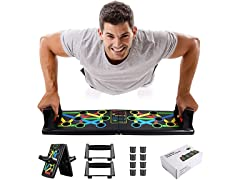 ZFIT 9 in 1 Push Up Rack Board Workout
