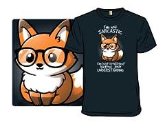 Sarcastic Fox