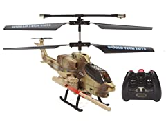 Aerial Attack IR Indoor Helicopter