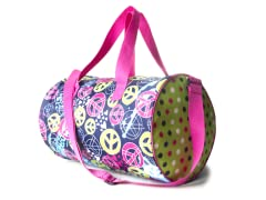 Splatter Peace Duffle Bag