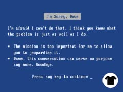 Blue Screen of HAL