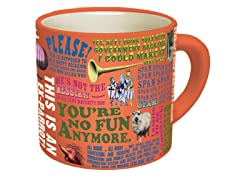 The UPG Monty Python Quotes Mug