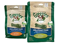 GREENIES® Hip & Joint CareDental Chew 18oz. (3-sizes)