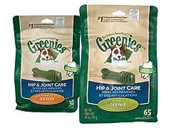 GREENIES® Hip & Joint CareDental Chew 18oz. (3-sizes)