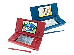 Nintendo DSi Console Combo Pack - Blue