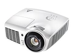 Vivitek 2000 Lumen 1080p Home Theater Projector
