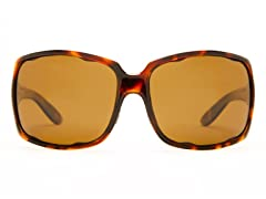 Native Clara Polarized Sunglasses - Tort