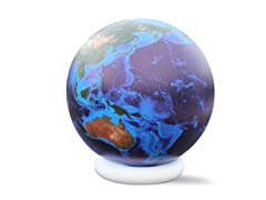 "36"" Inflatable Blue Marble Globe"