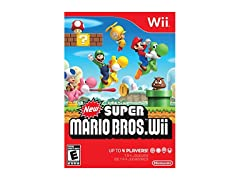 New Super Mario Bros. Wii by Nintendo