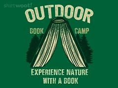 Outdoor Book Camp