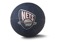 New Jersey Nets Primary Size 3 Ball