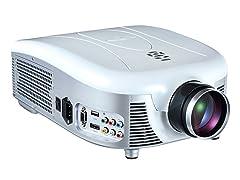 Pyle 2000 Lumen SVGA LED Projector