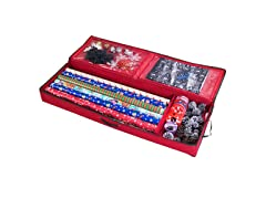 Christmas Wrapping Storage Organizer