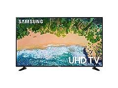 "Samsung 55"" Class 4K (2160p) Ultra HD Smart LED TV"