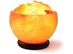 HemingWeigh Salt Lamp - Your Choice