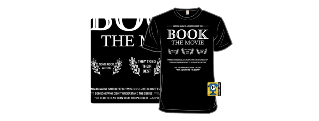 Book the Movie