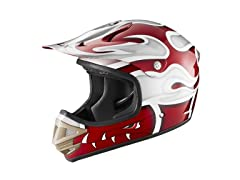GLX  XP11-BR-M GLX Youth Off-Road Helmet