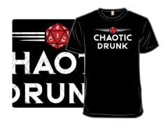 Chaotic Drunk?