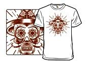 Calaca Skull Face
