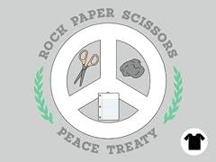 Rock Paper Scissors Truce