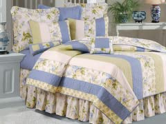 Katelyn Full/Queen Quilt Set