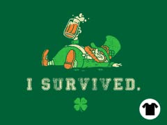 I Survived St. Patty's