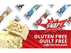 Ooh Snap Protein Bar, 2pk