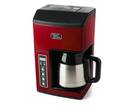 Thermal Coffee Maker Red : Cuisinart 10-Cup Coffee Maker- Red - Home.Woot