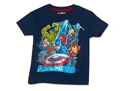 Toddler Avengers Tee